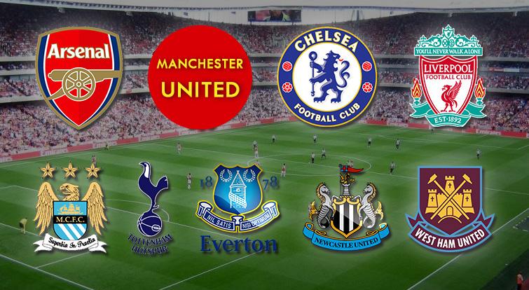 Spelschemat för Premier League klart!