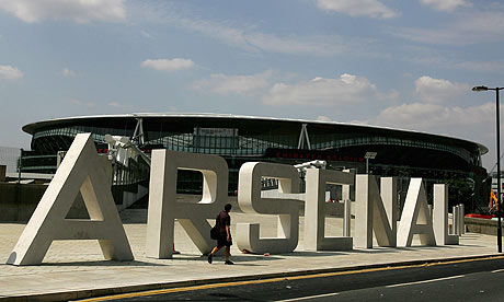 Arsenal The Emirates Stadium
