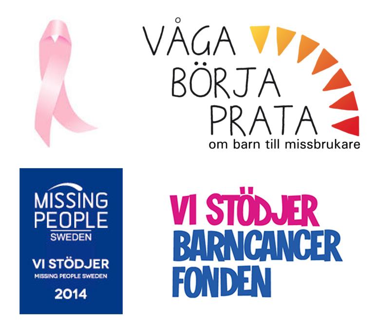 BE Resor sponsrar Missing People & andra organisationer
