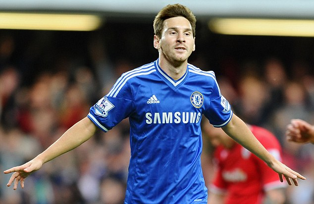 Messi till Chelsea? Silly Season är här!