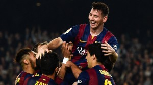 Barcelona möter City i Champions League