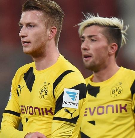 CL TEMPEN: Hårfirman som kan ta Dortmund hela vägen till finalen i Berlin!