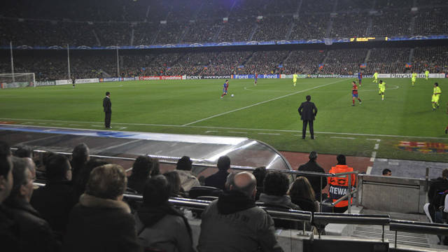 Barcelona - Camp Nou - VIP Gold