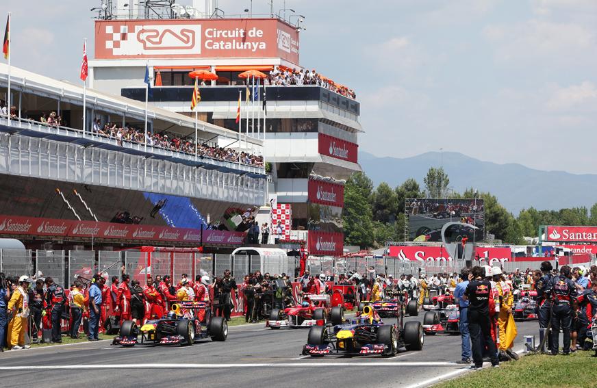 Tips & råd om F1 biljetter till Spanien