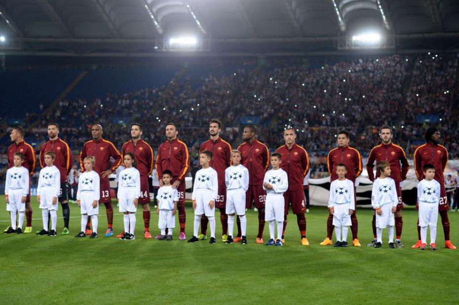 Roma i Champions League, en upplevelse utöver det vanliga. Foto: Melty.it