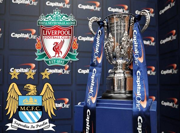 Drömläge för Liverpool i Capital One Cup