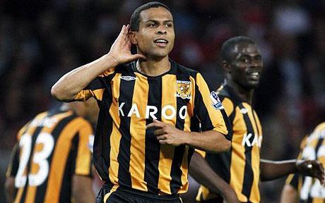 Brassen Geovanni tog Premier League med storm med sitt Hull City