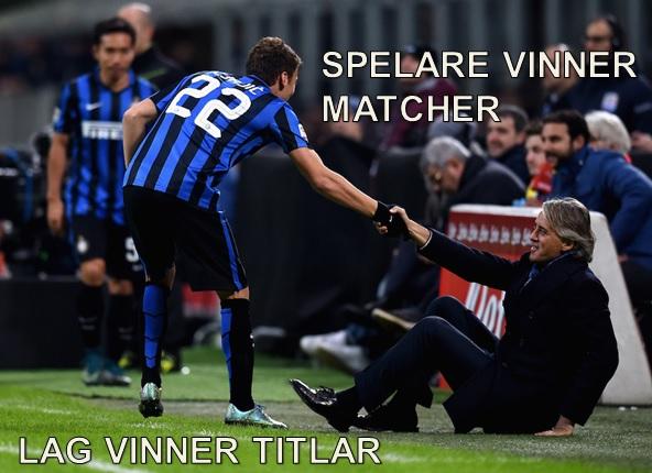 Napoli vann matchen, Inter vinner Scudetton?