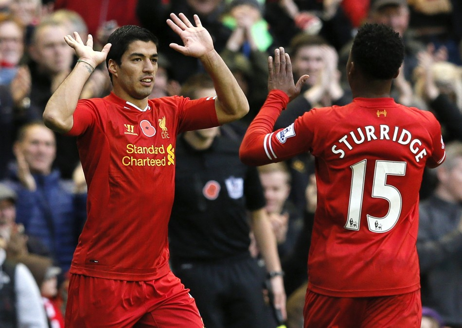 Suárez och Sturridge bildade ett radarpar som bara öste in poäng. Ändå vann inte Liverpool ligan..