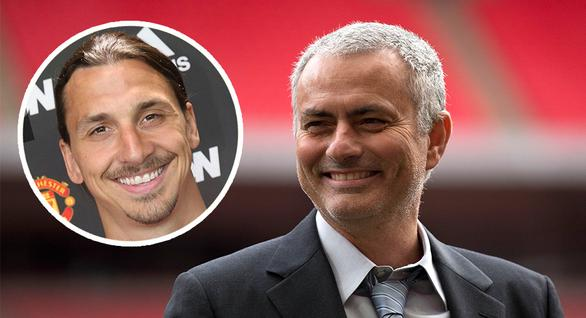 Zlatan & Mourinho