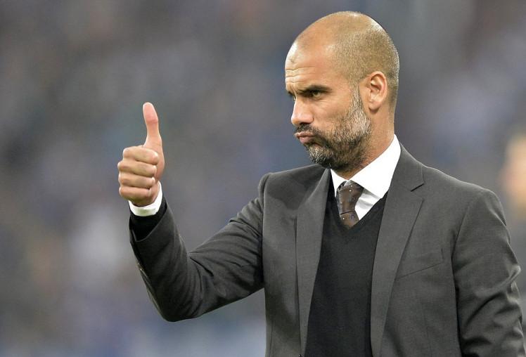 Guardiola har fått en fin start i Manchester