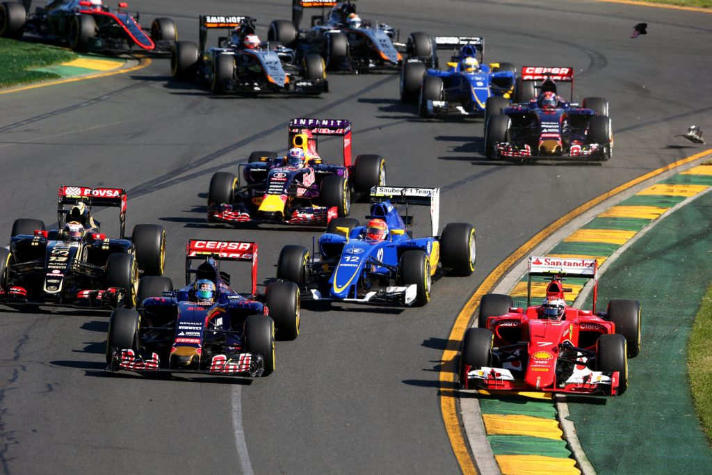 F1 bild