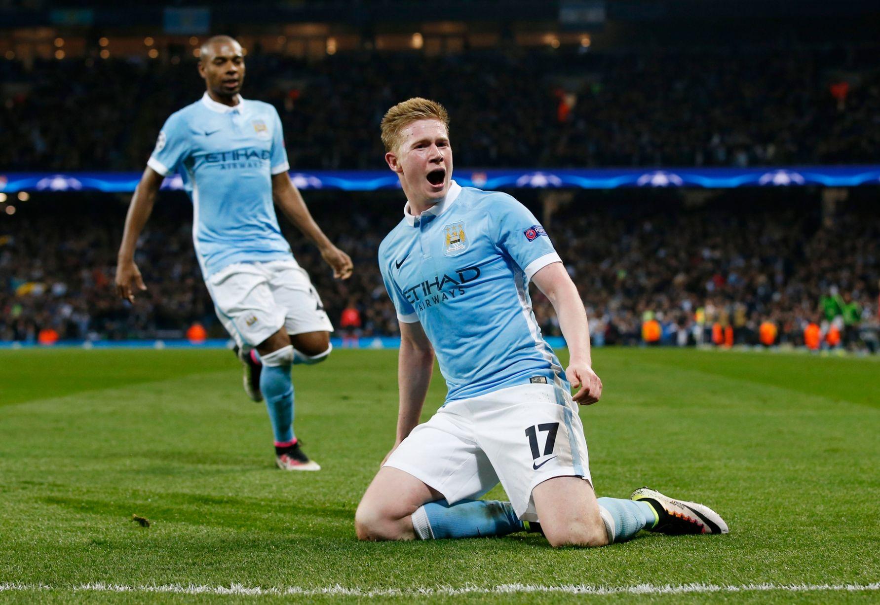 Förvandlingen total- Manchester har blivit City