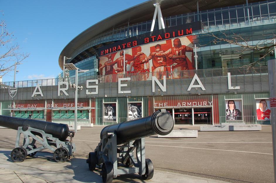 Fotbollsresa till Arsenal, läs vår guide innan din resa