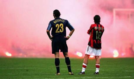 Derby della Madoninna, fotbollsresan med gåshudsgaranti!