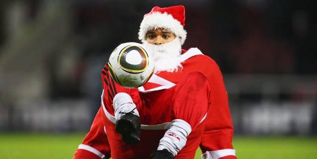 Extra kul med fotboll i jul- biljetter från 1215 kr med BE Resor