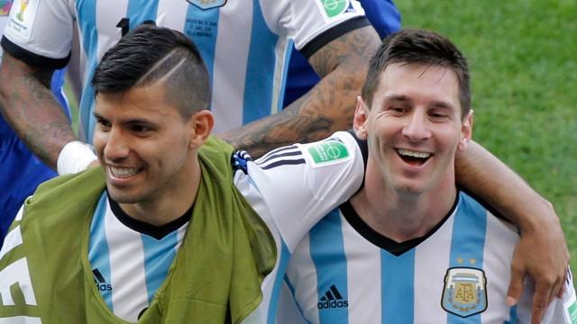 Argentinsk magi i Champions League