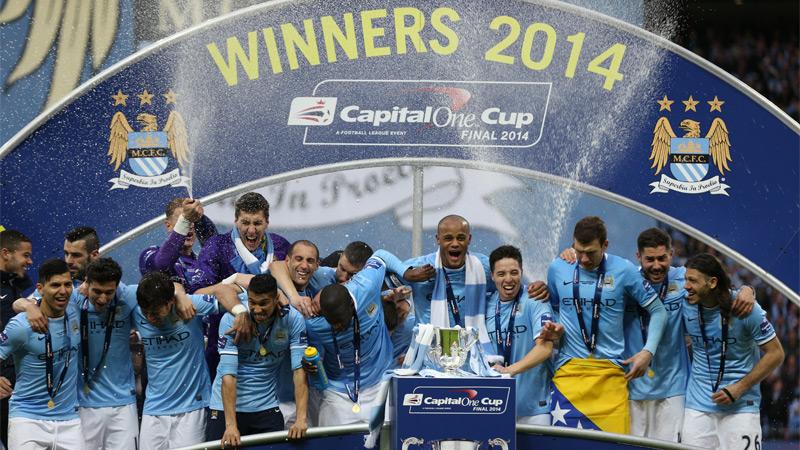 Capital One Cup, startskottet på det intensiva julschemat!