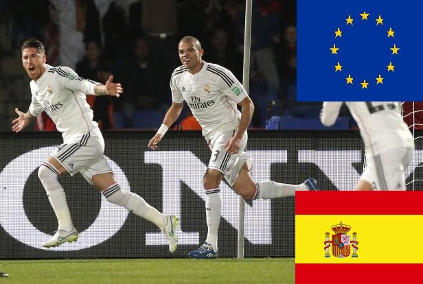 Europeisk klubbfotboll världsbäst, upplev den på plats med BE Resor!