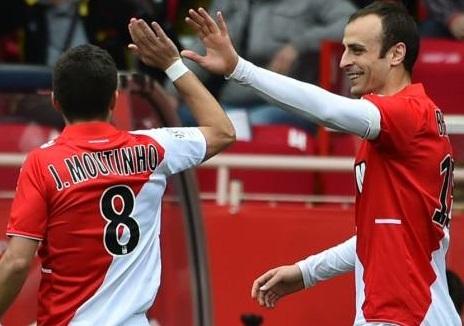 En prins på läktaren, 11 kungar på plan när Monaco chockade Arsenal!