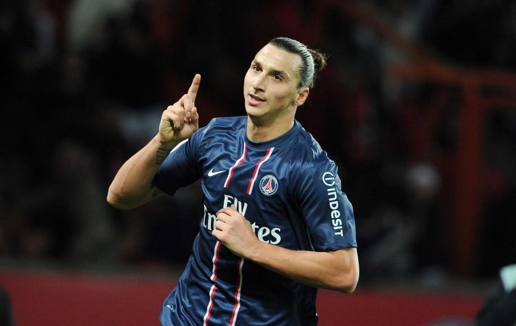 Zlatan mot tredje raka ligatiteln i Frankrike? Foto: Faktor.ba