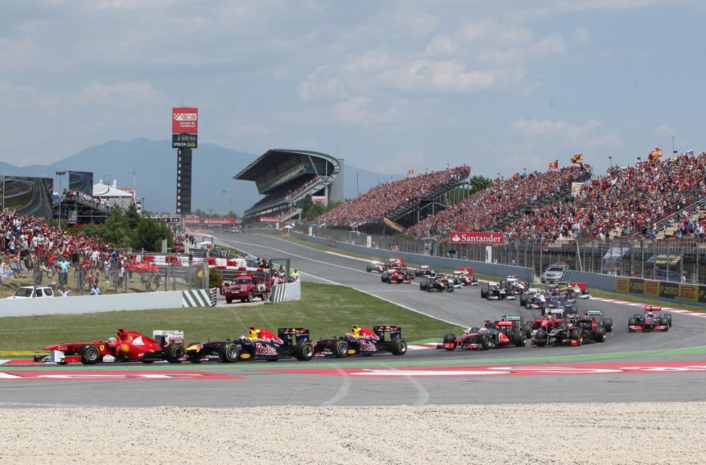 Boka Formel 1 resa till Spanien 2016 med BE Resor